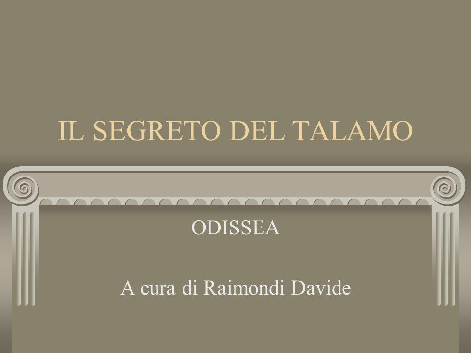 ODISSEA A cura di Raimondi Davide
