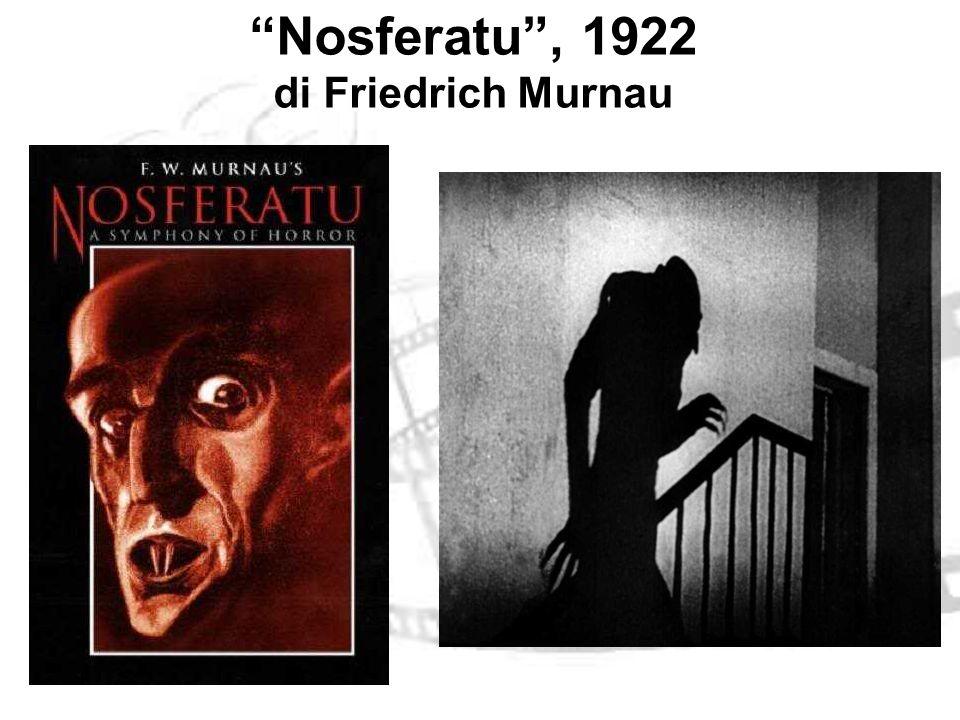 Nosferatu , 1922 di Friedrich Murnau