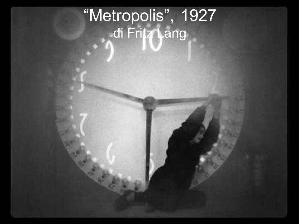Metropolis , 1927 di Fritz Lang