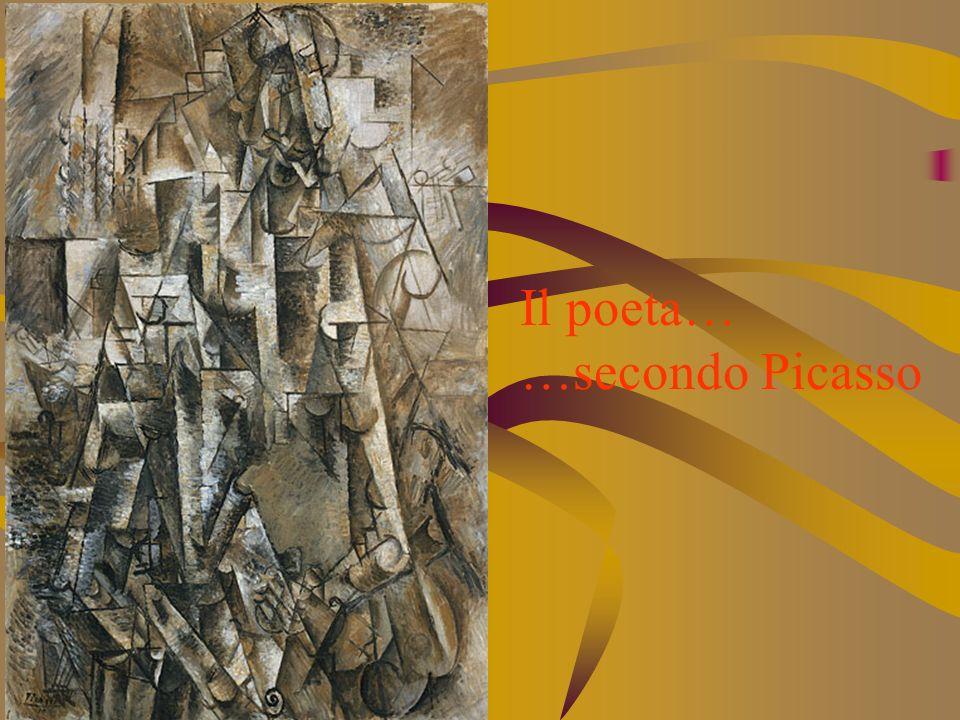 Il poeta… …secondo Picasso