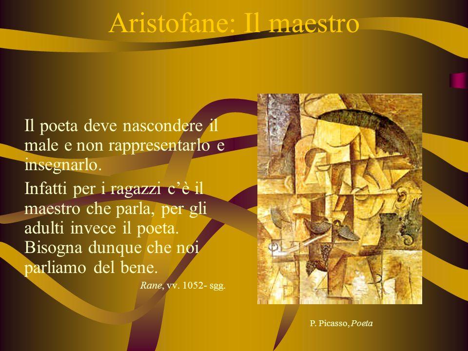 Aristofane: Il maestro