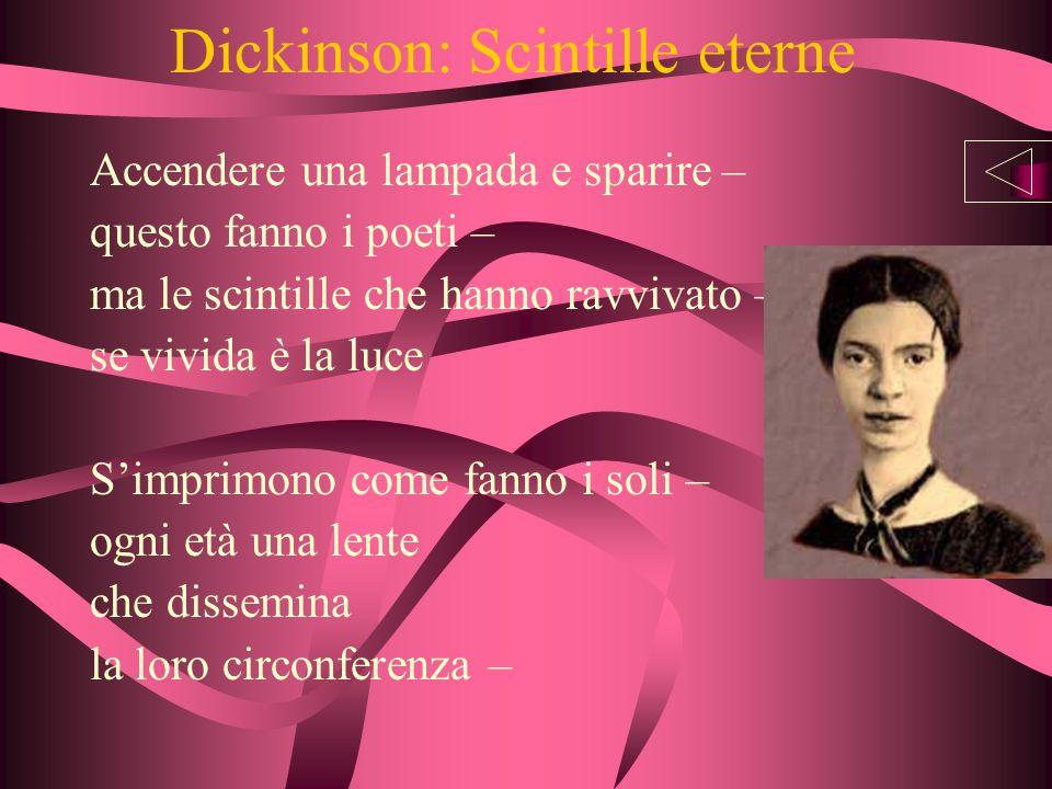 Dickinson: Scintille eterne
