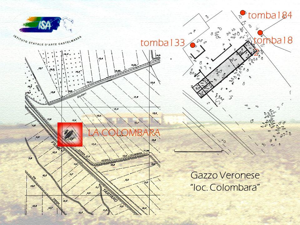 Gazzo Veronese loc. Colombara