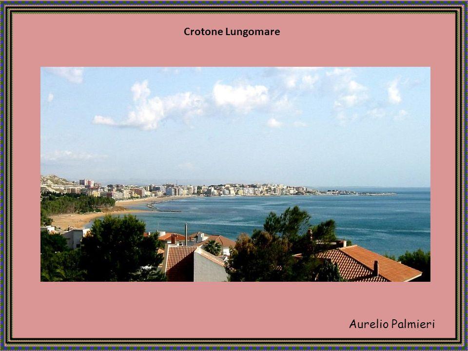 Crotone Lungomare Aurelio Palmieri
