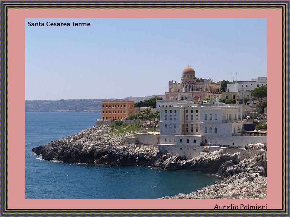 Santa Cesarea Terme Aurelio Palmieri