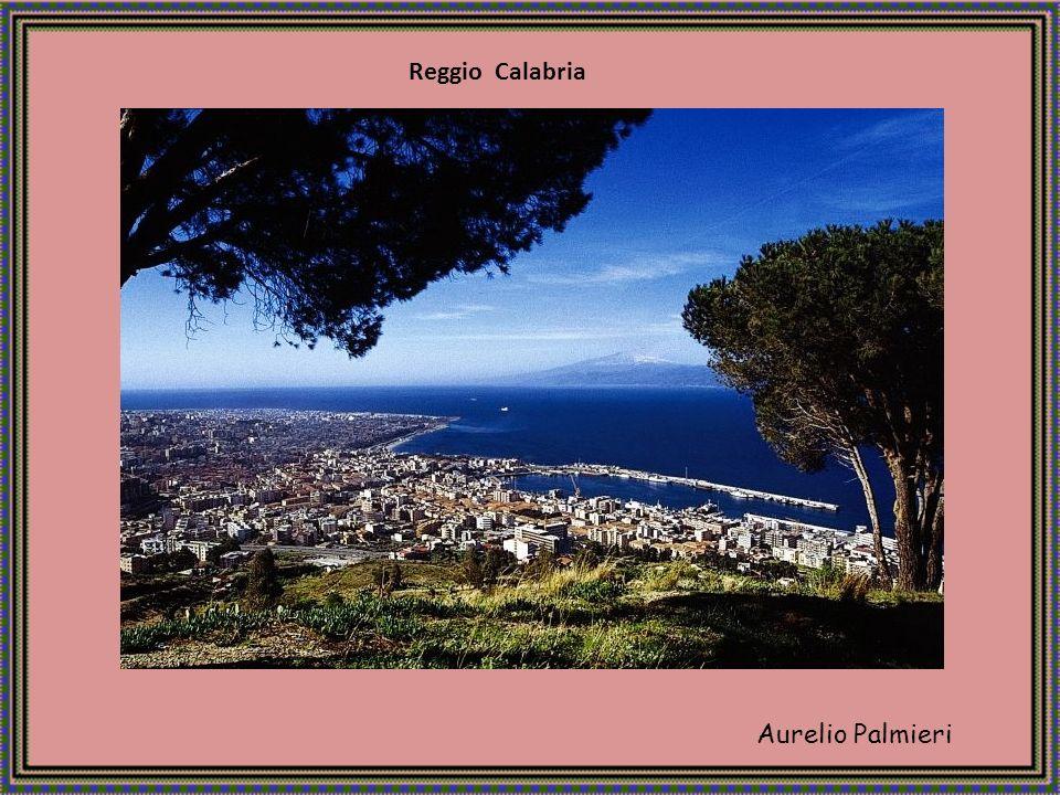 Reggio Calabria Aurelio Palmieri