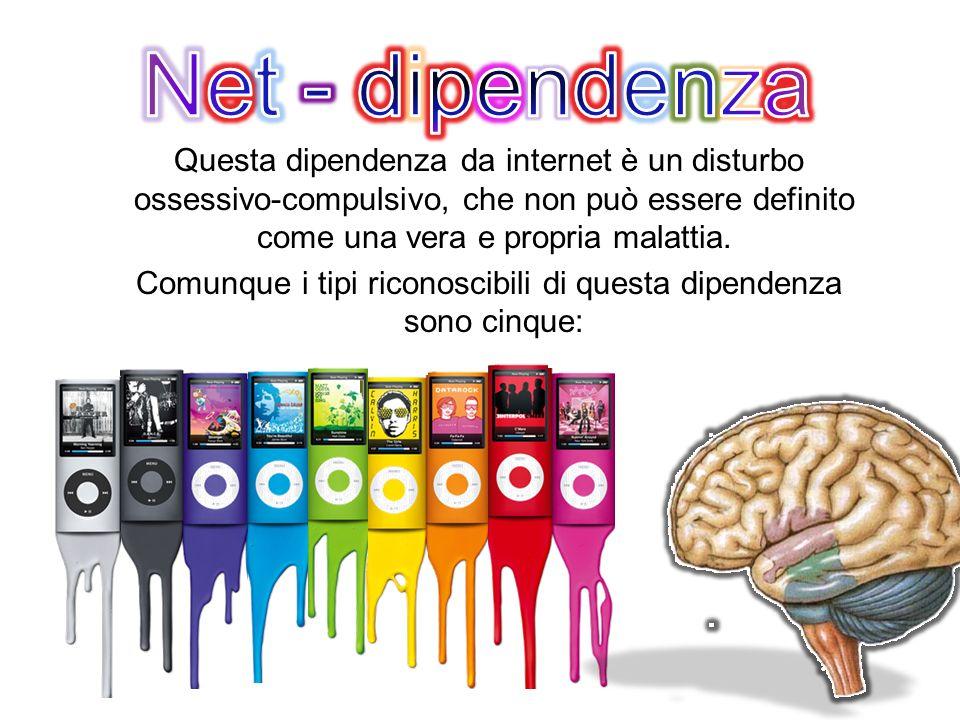 Net - dipendenza