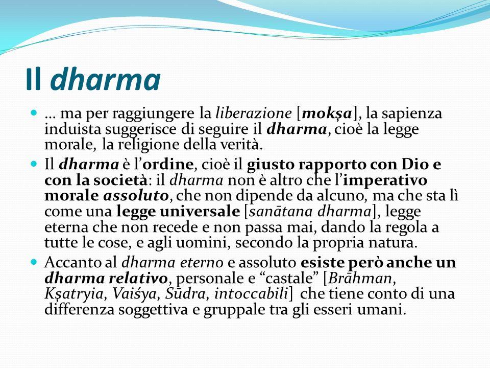 Il dharma