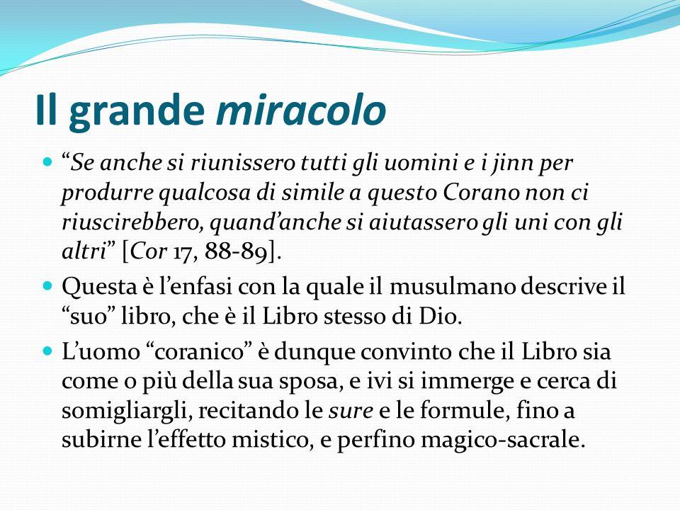Il grande miracolo