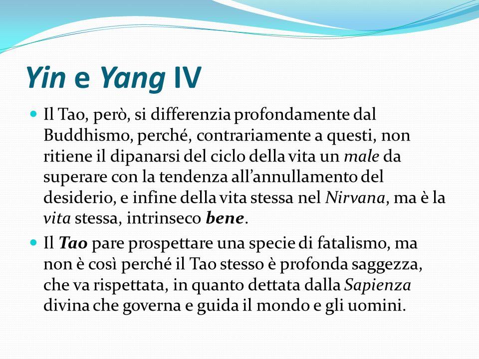 Yin e Yang IV