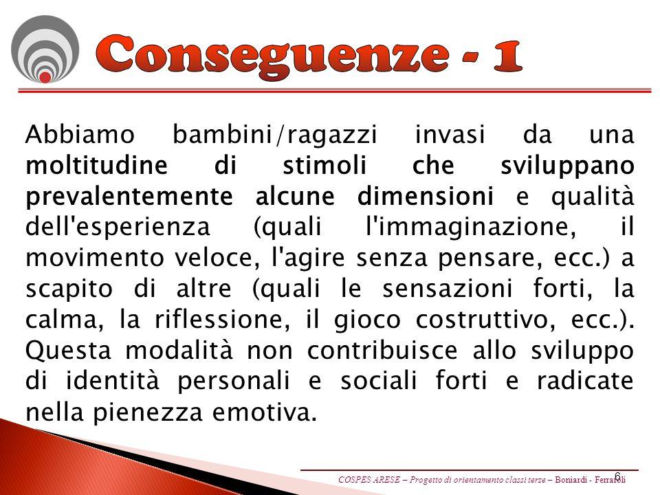 Conseguenze - 1