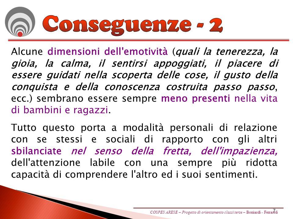Conseguenze - 2