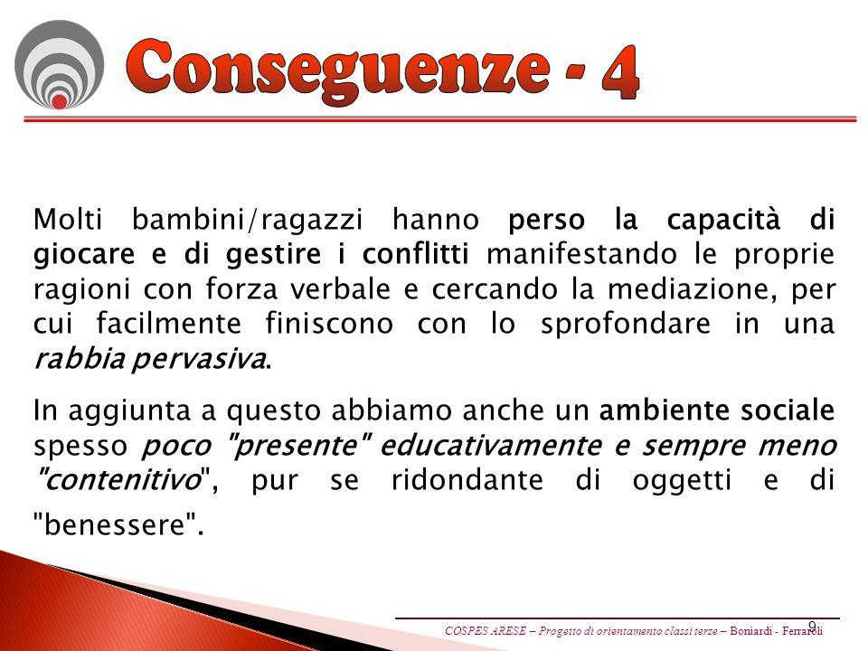 Conseguenze - 4
