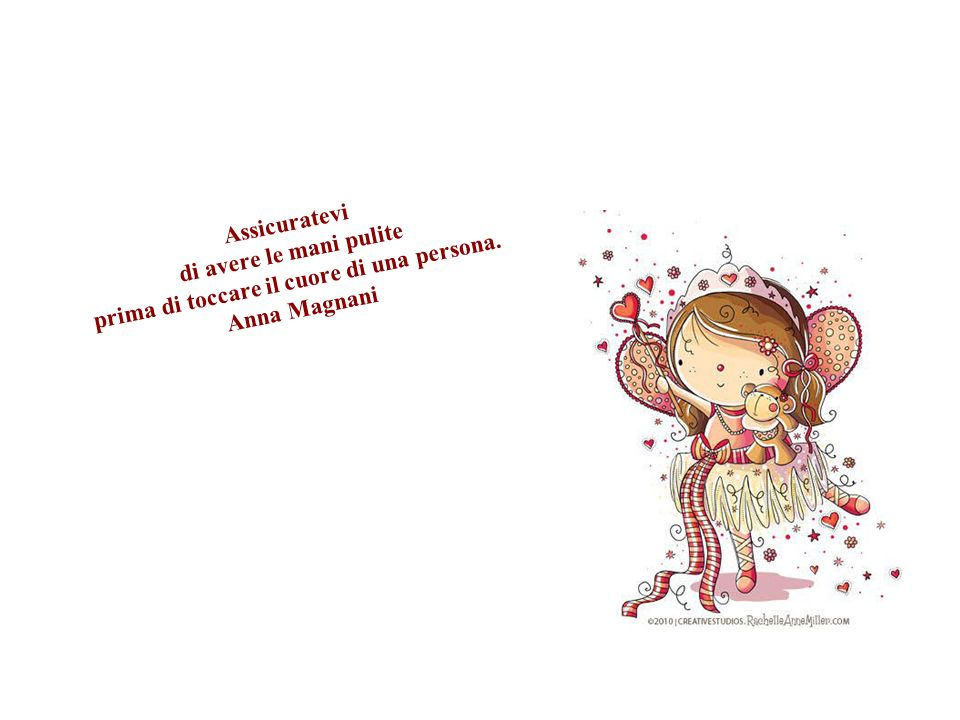 prima di toccare il cuore di una persona. Anna Magnani