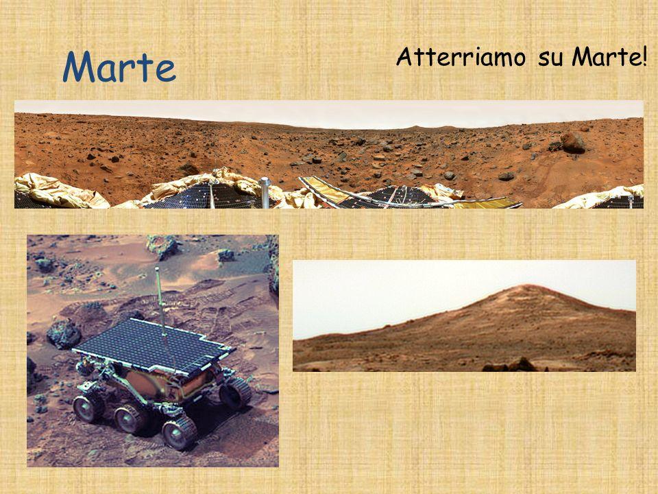 Marte Atterriamo su Marte!
