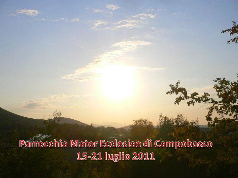 Parrocchia Mater Ecclesiae di Campobasso