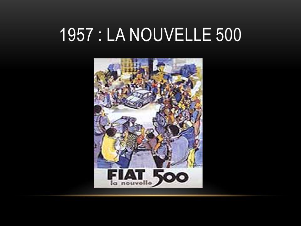 1957 : La Nouvelle 500