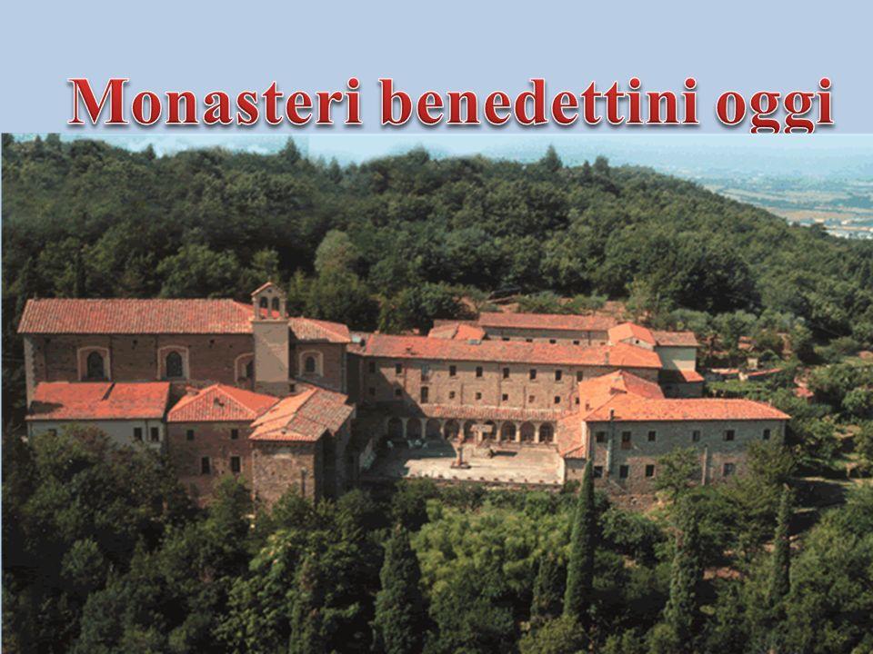 Monasteri benedettini oggi