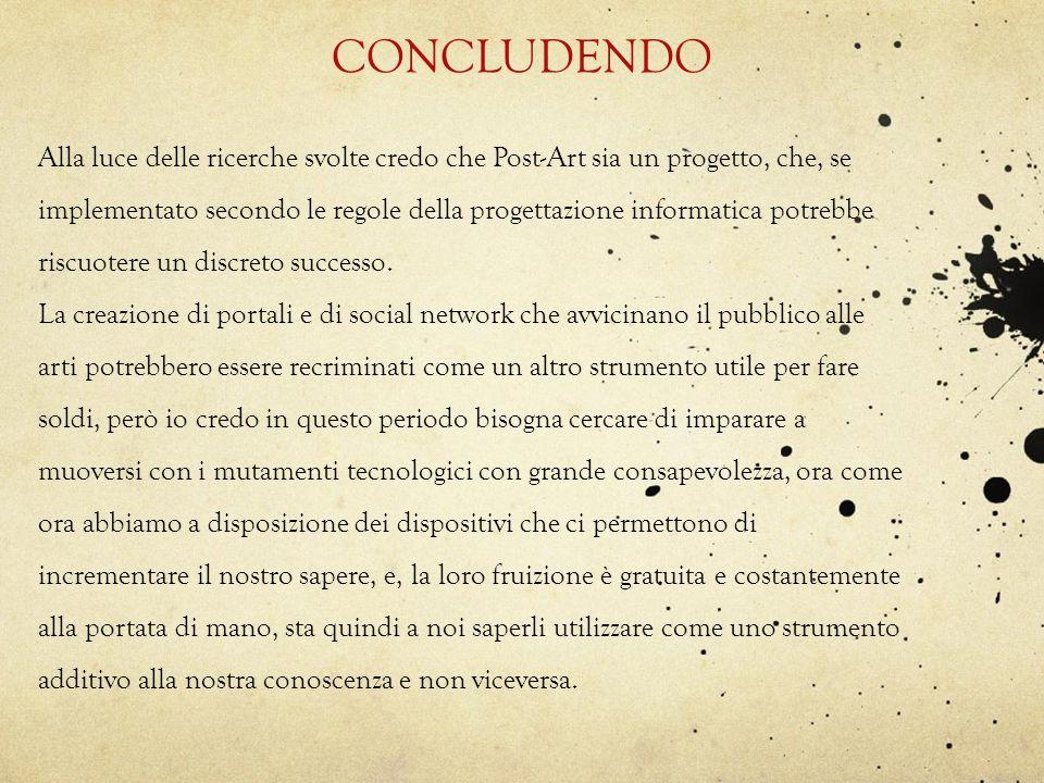 CONCLUDENDO