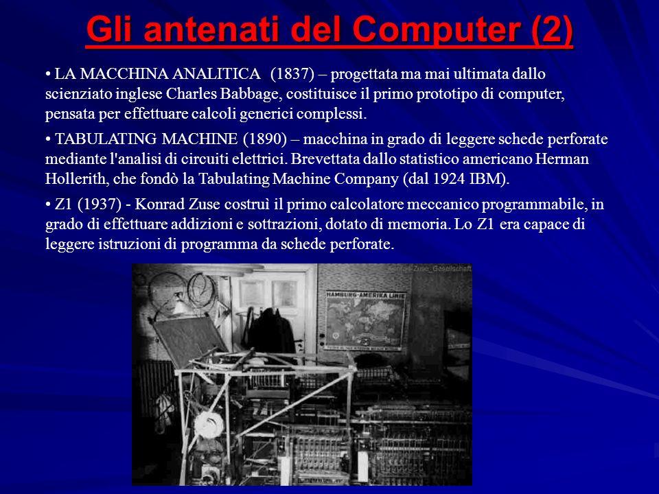 Gli antenati del Computer (2)