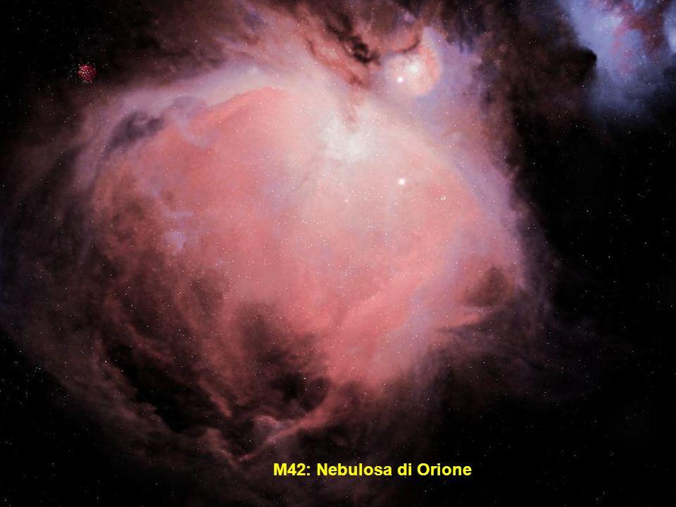 M42: Nebulosa di Orione