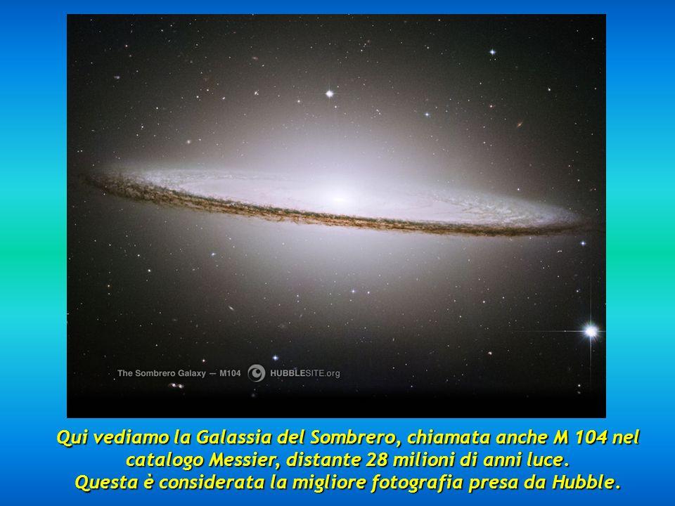 Questa è considerata la migliore fotografia presa da Hubble.