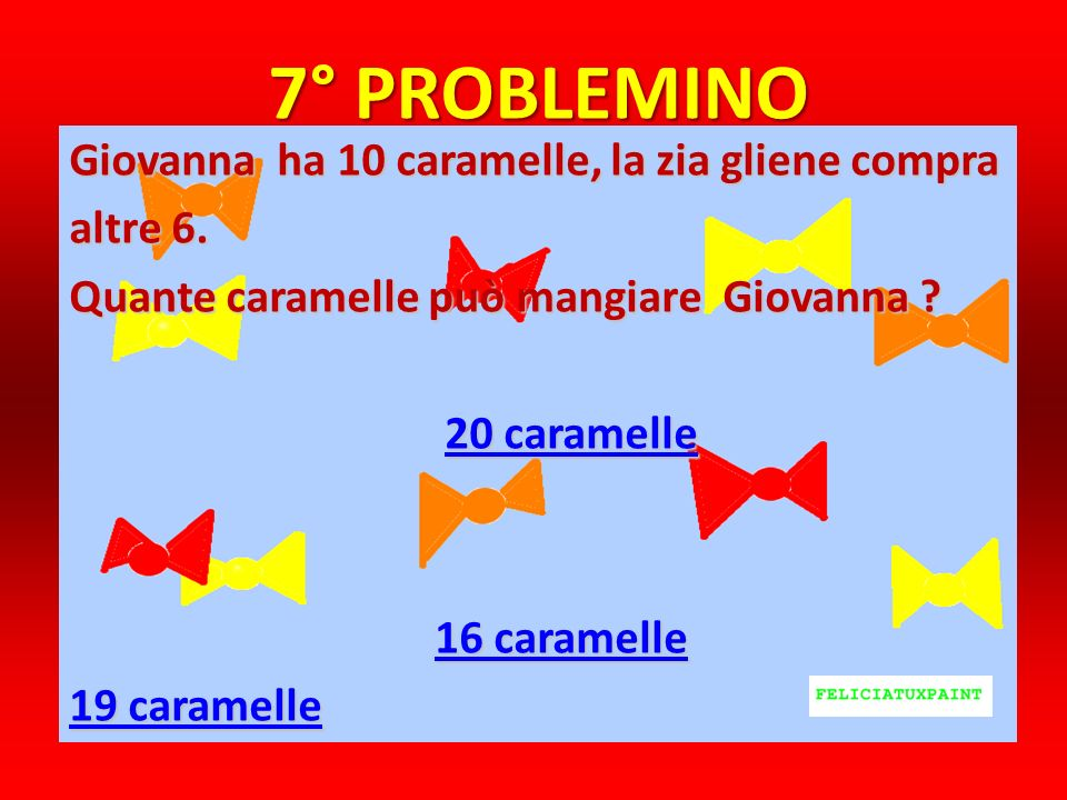 7° PROBLEMINO
