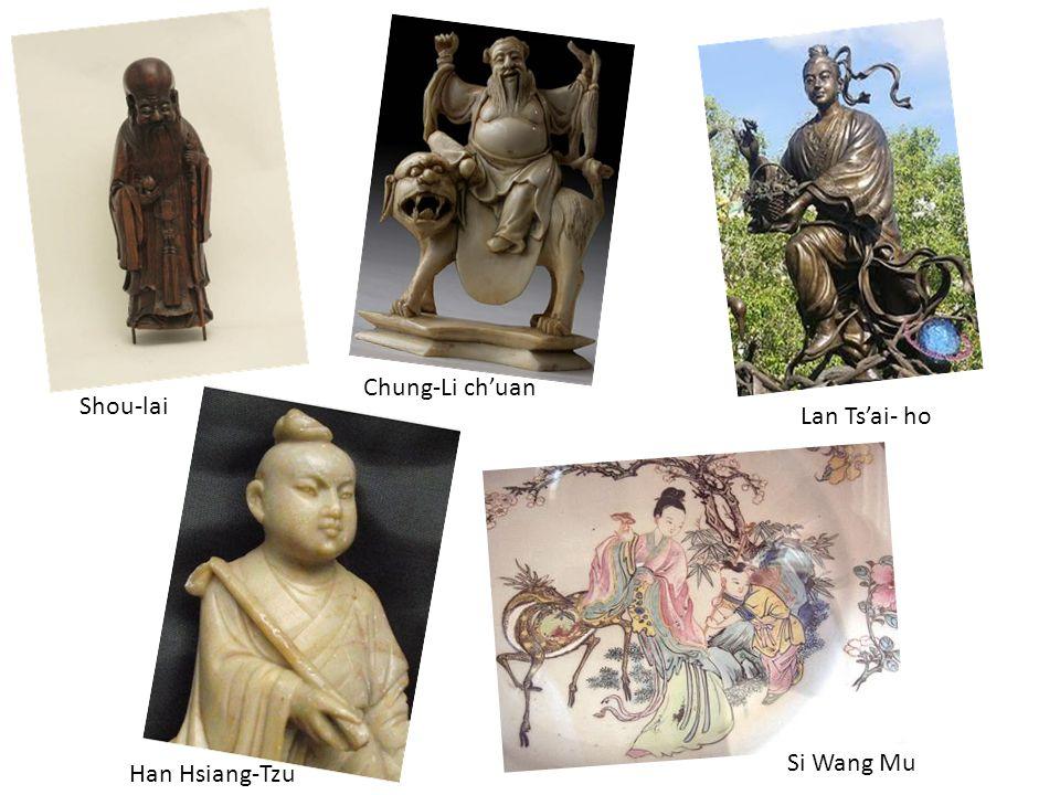 Chung-Li ch'uan Shou-lai Lan Ts'ai- ho Si Wang Mu Han Hsiang-Tzu