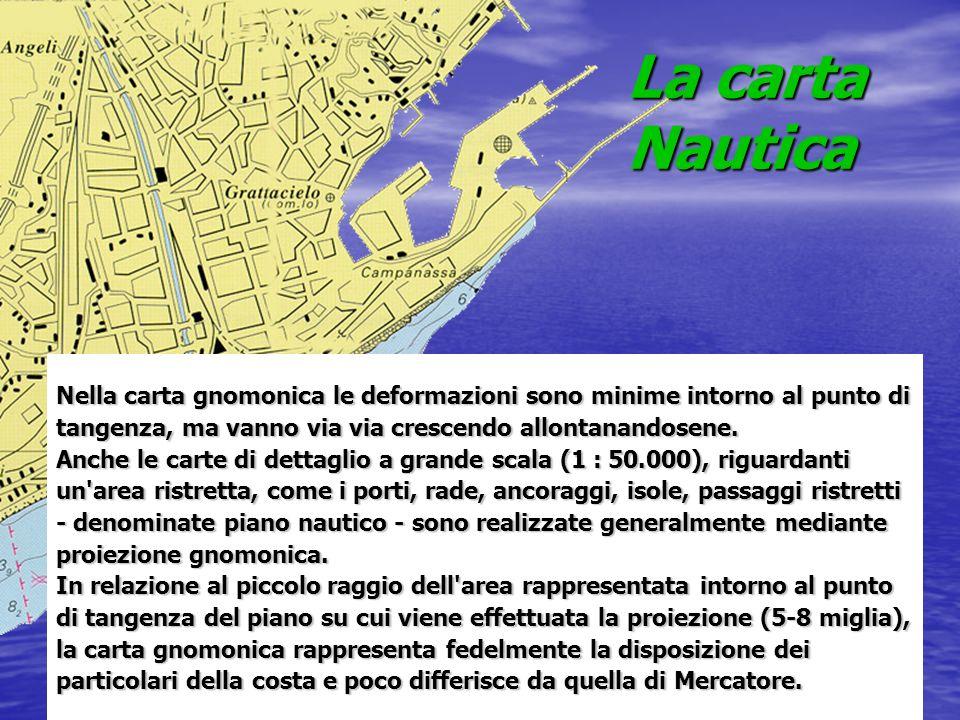 La carta Nautica