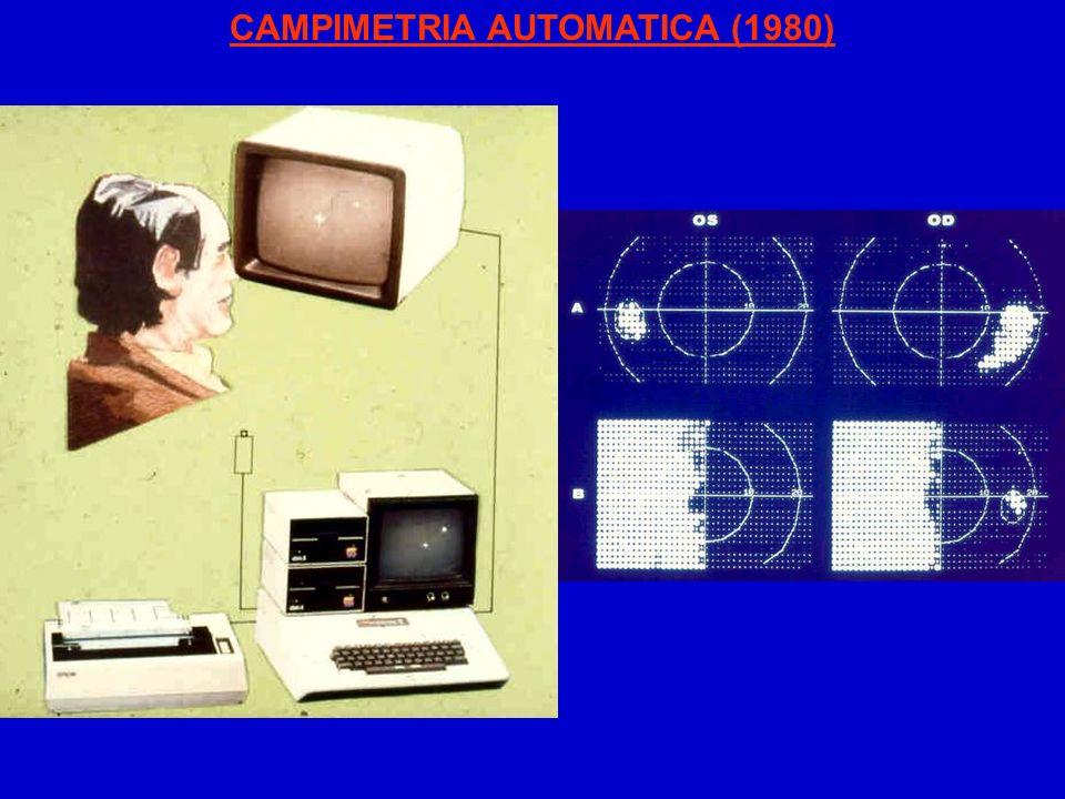 CAMPIMETRIA AUTOMATICA (1980)