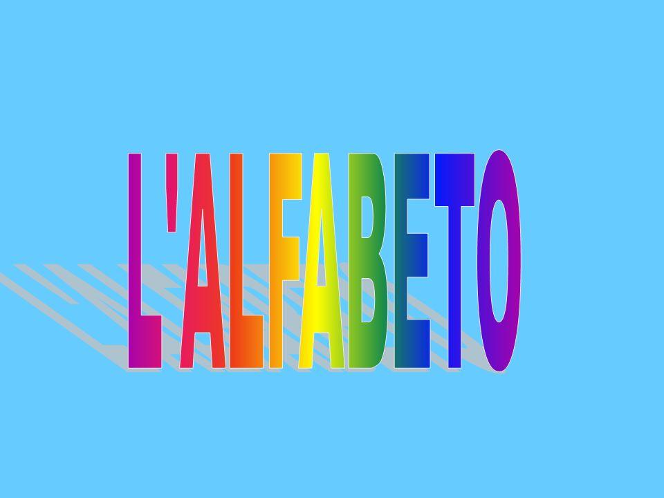 L ALFABETO