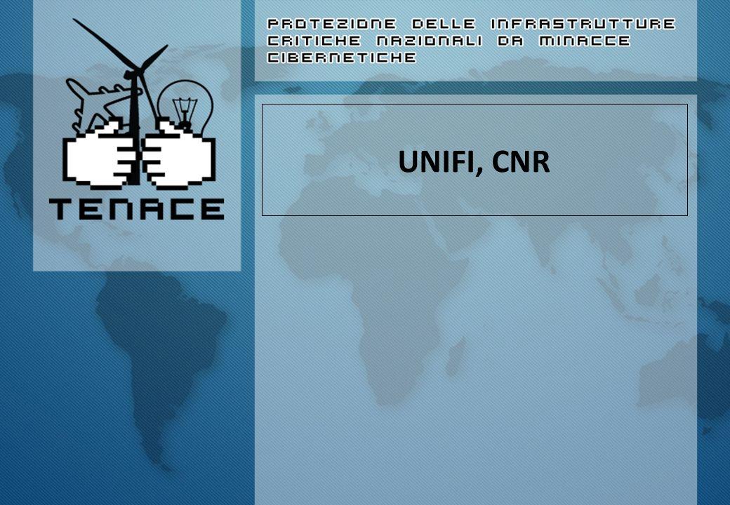 CISI '09 UNIFI, CNR