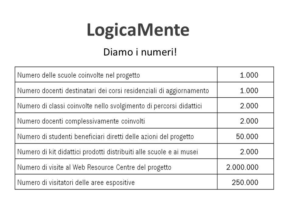 LogicaMente Diamo i numeri!