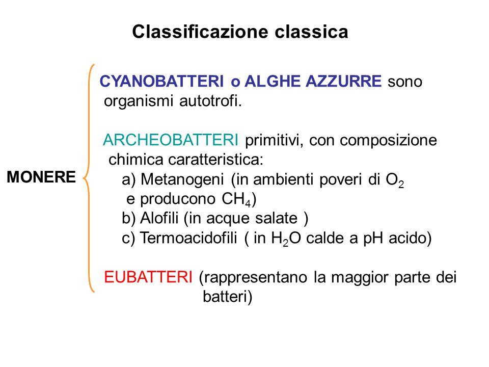 Classificazione classica