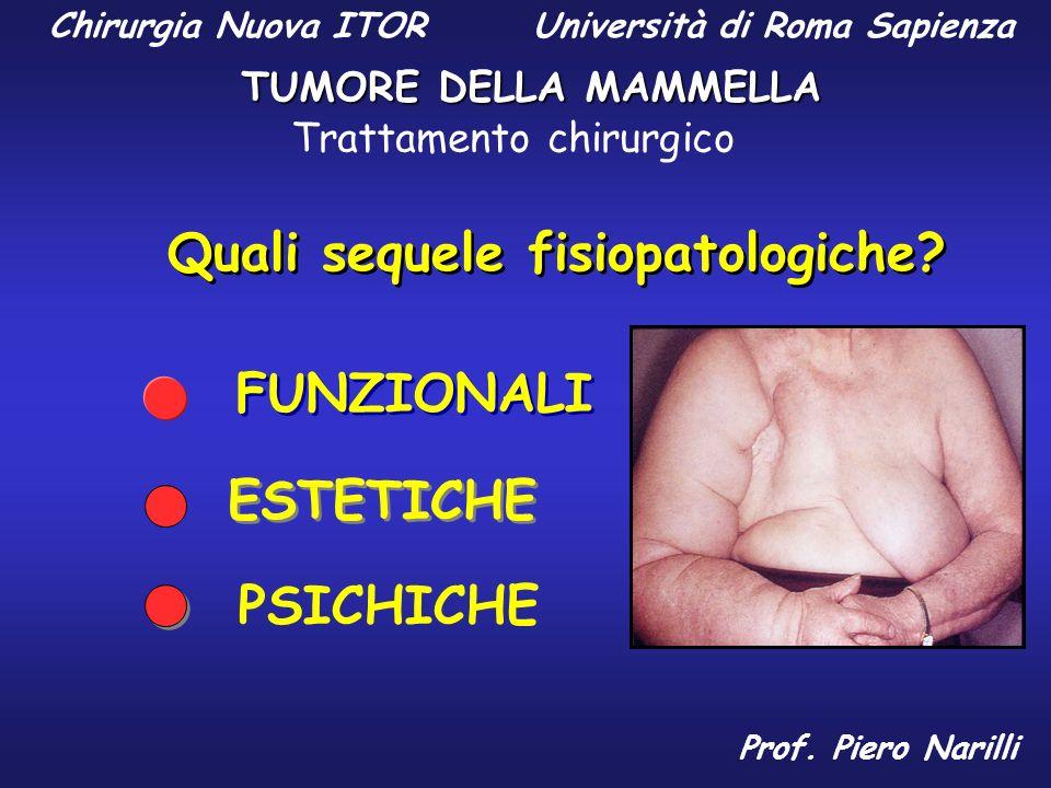 Quali sequele fisiopatologiche