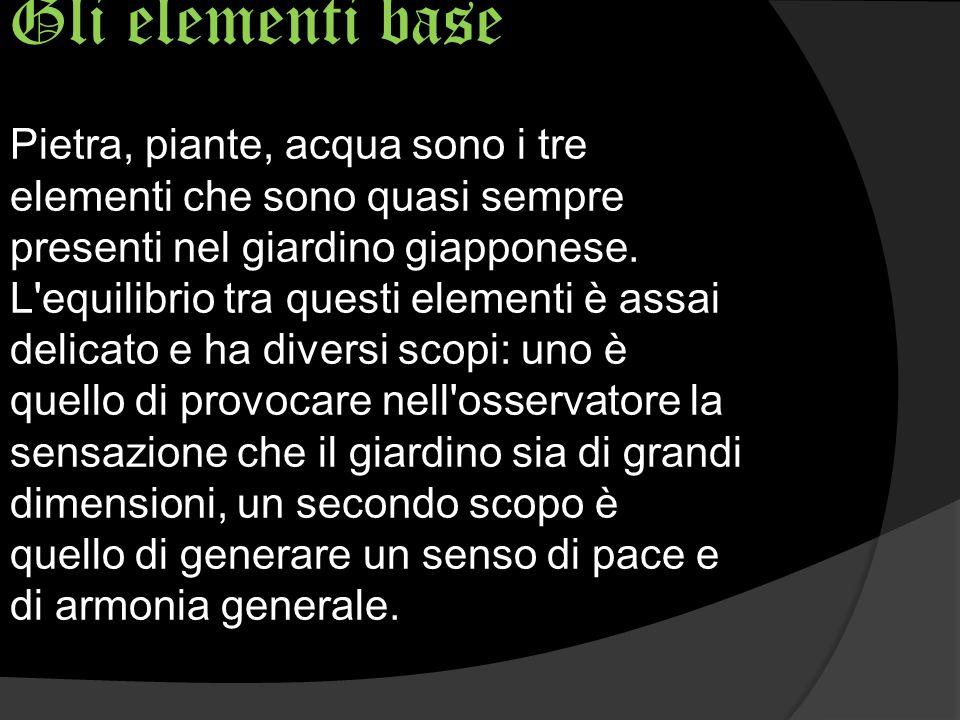 Gli elementi base