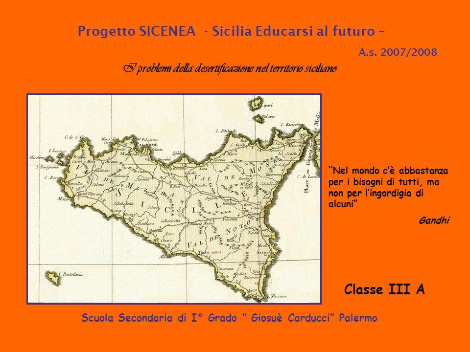 Progetto SICENEA - Sicilia Educarsi al futuro –