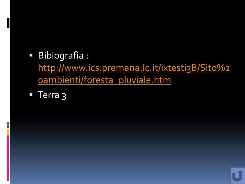 Bibiografia : http://www. ics. premana. lc