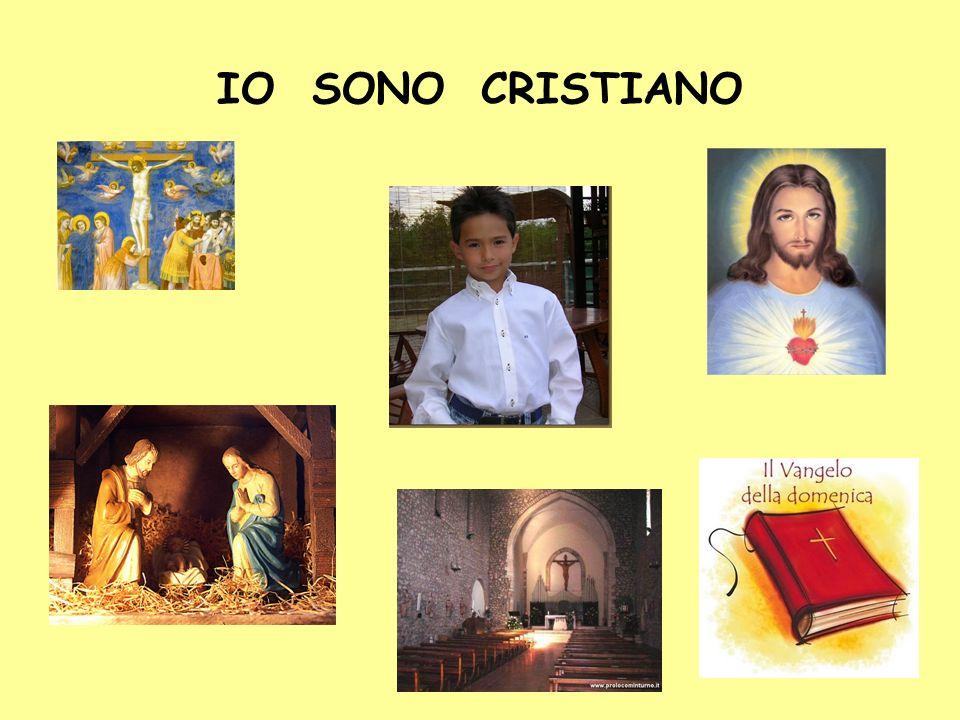 IO SONO CRISTIANO