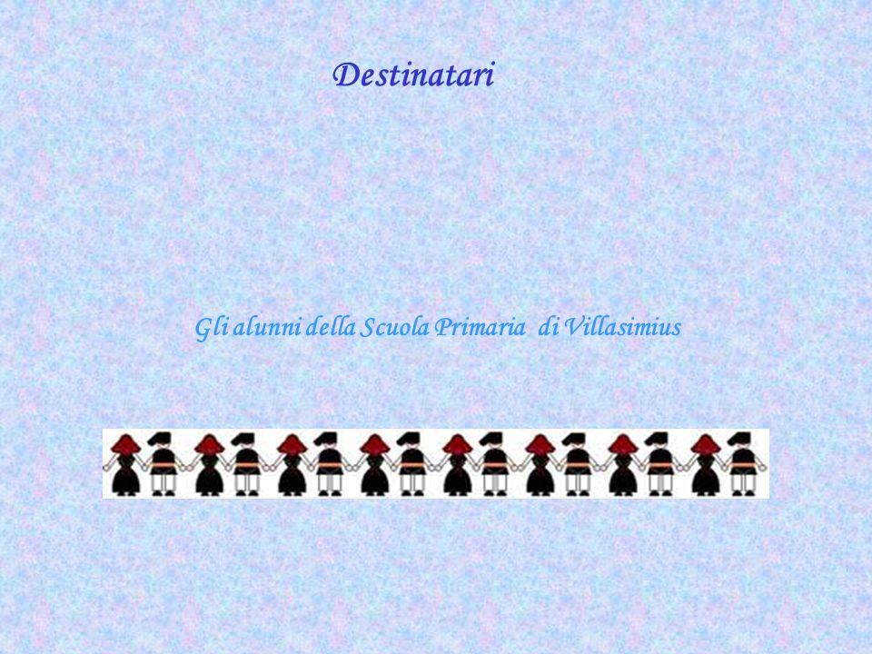 Gli alunni della Scuola Primaria di Villasimius