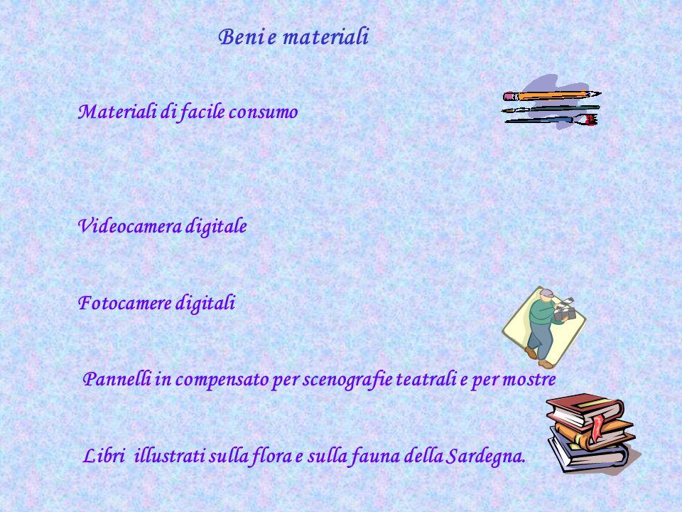 Beni e materiali Videocamera digitale Fotocamere digitali