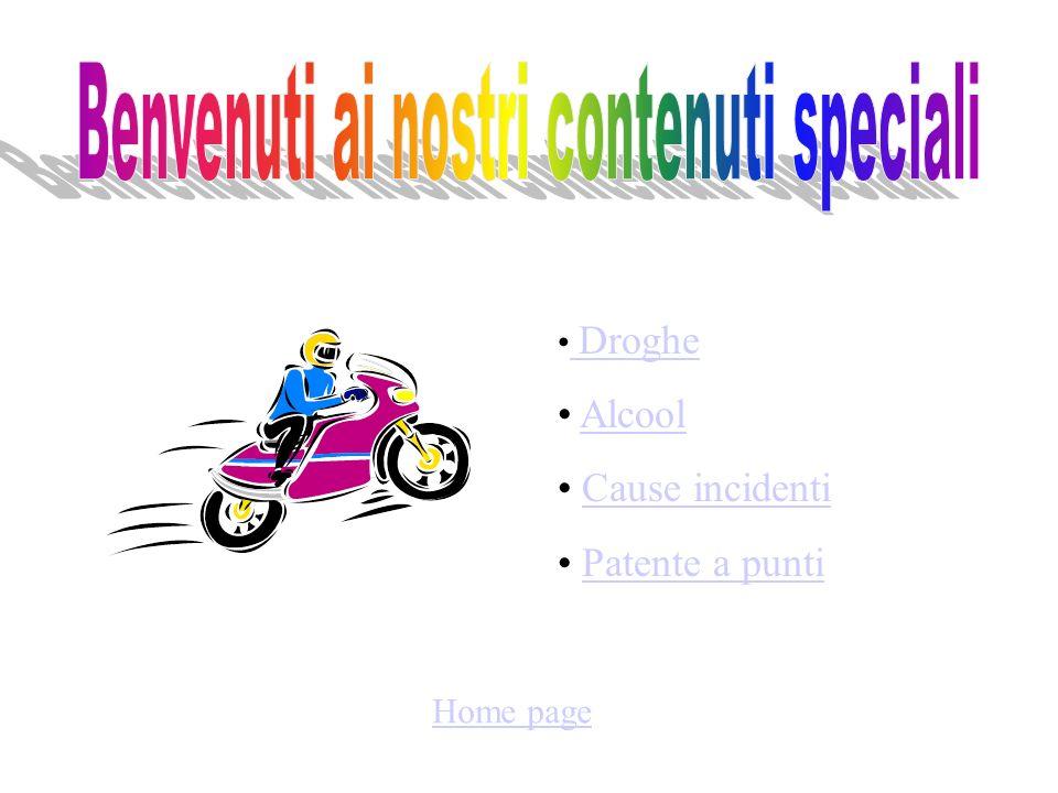 Benvenuti ai nostri contenuti speciali