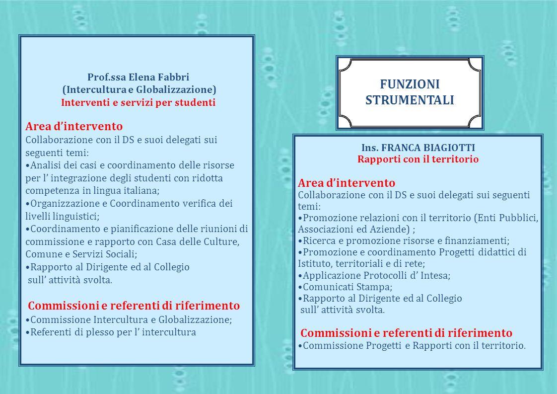 (Intercultura e Globalizzazione) Interventi e servizi per studenti