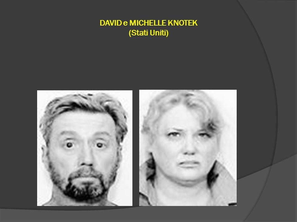 DAVID e MICHELLE KNOTEK (Stati Uniti)