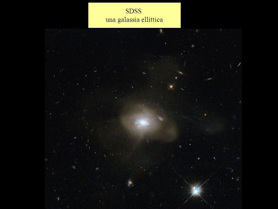 una galassia ellittica