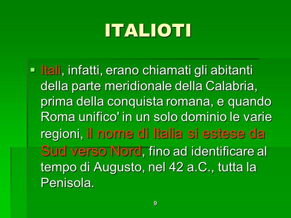 ITALIOTI
