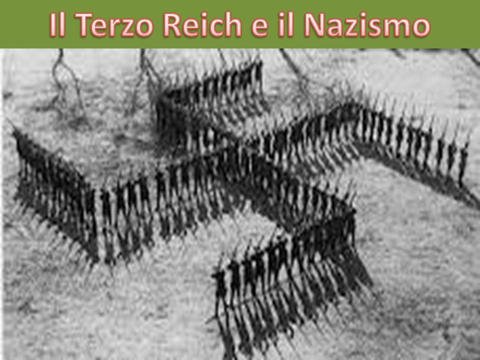 Il Terzo Reich e il Nazismo