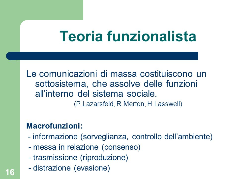 (P.Lazarsfeld, R.Merton, H.Lasswell)