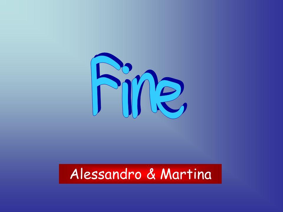 Fine Alessandro & Martina