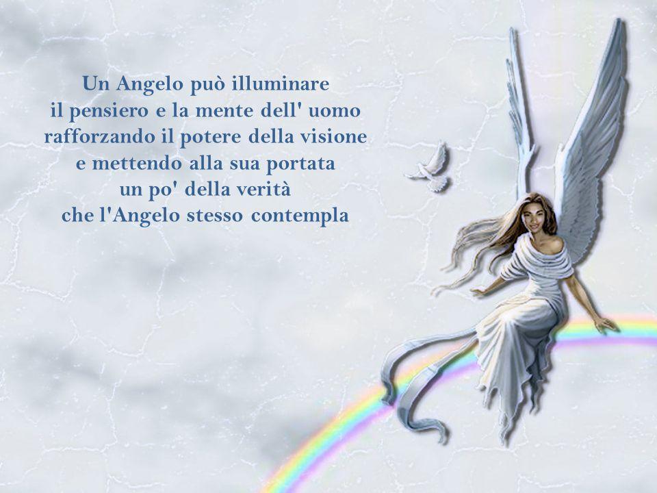 Un Angelo può illuminare